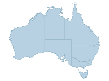 Weather Australia, Weather Forecast, Weather Forecast Australia - Australia map